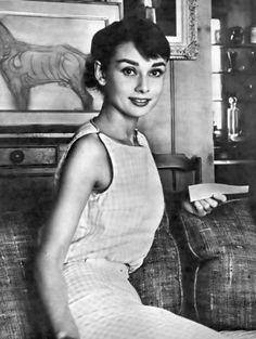 Actress Audrey Hepburn (1929-1993)