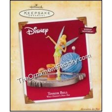 2004 Tinker Bell, Disney, Magic