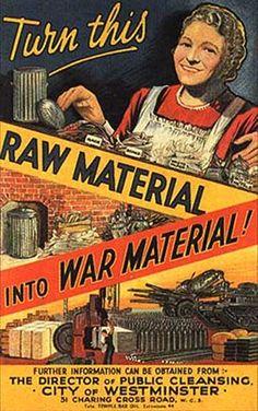 WWII Propaganda / Patriotism poster Re-pinned by HistorySimulation.com