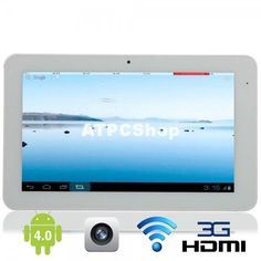 """($258.63) ZTPad C93 10.1"""" Capacitive Touch Screen Dual-Core Android 4.0 8GB Tablet PC with Camera Wifi  #tablet #cell #phone #computer #shopping #shop #deals #PC #wireless #smart #tv #Media #Player #Cloud #droid #Market #Google #Phone"""
