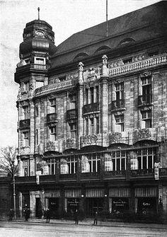 Verweis zum letzten Beitrag im alten Forum: Berlin, wie es damals war Potsdamer Platz, Modern Times, Belle Epoque, Old World, Big Ben, Old School, Germany, Europe, Athens