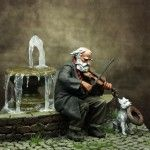 The Old Fiddler - one whish more