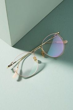 fashion eye glasses Barely There Reading Glasses Glasses Frames Trendy, Fake Glasses, Cool Glasses, Circle Glasses, Cute Sunglasses, Cat Eye Sunglasses, Sunglasses Women, Sunnies, Round Sunglasses