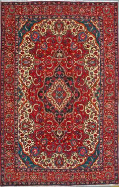 Buy Hamadan Persian Rug x Authentic Hamadan Handmade Rug Persian Carpet, Persian Rug, Carpets, Bohemian Rug, Oriental, Old Things, Rugs, Handmade, Stuff To Buy