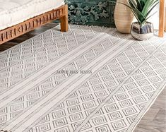 Looking for nuLOOM Olvera Flatweave Diamond Area Rug, x Off White ? Check out our picks for the nuLOOM Olvera Flatweave Diamond Area Rug, x Off White from the popular stores - all in one. White Trellis, Design Salon, Design Design, House Design, Affordable Rugs, Area Rugs For Sale, Black Rug, Color Black, Living Room Flooring