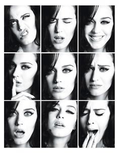 | Katy Perry by Mario Sorrenti for W November 2013
