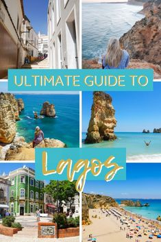 The Ultimate Guide to Lagos Portugal   The Republic of Rose   #Lagos #Portugal #Algarve #Travel #Europe #Wanderlust #Vacation