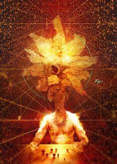 A single Spirit fills infinity ~ Eliphas Levi ~