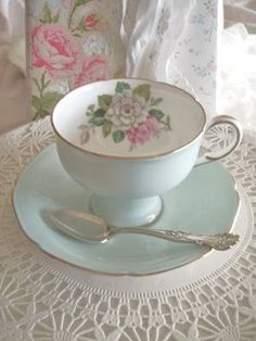 Tea cup/saucer so delicate