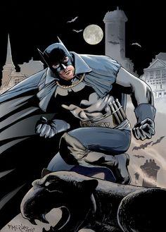 Batman, 1889 - Fernando Merlo