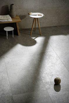 Mystone - Stone effect flooring #Marazzi #ModenaFliser