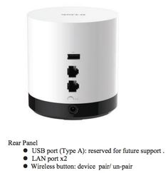 DCH-G020 - D-Link Connected Home Hub
