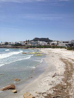 La plage de Kelibia en Tunisie  Kelibia Beach Tunisia!!!