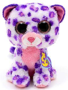 Glamour - leopard - Ty Beanie Boos