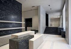 luxury retail interiors by french architect joseph dirand