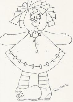 441 Best Raggedy Ann Coloring Pages images in 2019