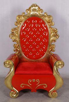 Santa Chairs & Props