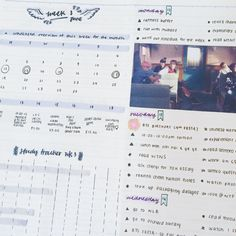 I love the idea of a study tracker! Gotta do this. Bullet Journal Monthly Calendar, Bullet Journal Titles, Bullet Journal Aesthetic, Journal Diary, Bullet Journal Inspiration, Journal Ideas, Cute Journals, Pretty Notes, School Notes