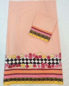 Light Peachish Rida - Casual Wear