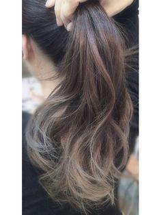 """【Feria】☆スモーキーグレージュ☆ """"石田幸輔"""" - 24時間いつでもWEB予約OK!ヘアスタイル10万点以上掲載!お気に入りの髪型、人気のヘアスタイルを探すならKirei Style[キレイスタイル]で。"""