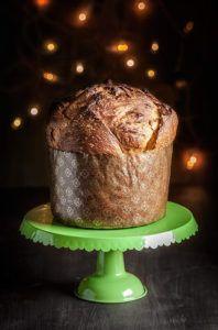 Moldes para panettone grandes 1 kg, papel fino Italian Christmas Bread, Panettone Bread, Donuts, Tasty Bread Recipe, Xmas Food, Italian Desserts, Sweet Bread, Bread Baking, Lidl
