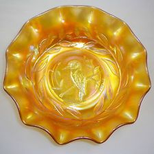 crown crystal in Glass Items Fenton Glass, Kingfisher, Carnival Glass, Antique Glass, Marigold, Fountain Pen, Depression, Crown, Crystals