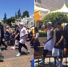 Justin in disneyland Justin Bieber 2015, Justin Bieber Posters, Disneyland, Love Of My Life, Disney Resorts