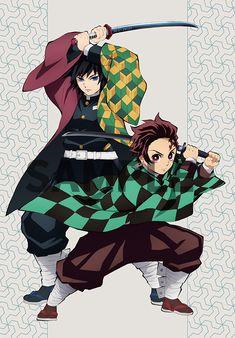 Anime Demon, Anime Manga, Anime Guys, Anime Art, Anime Character Drawing, Cute Anime Character, Character Poses, Demon Slayer, Slayer Anime