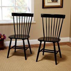 Our Best Dining Room & Bar Furniture Deals Farmhouse Dining Chairs, Kitchen Chairs, Dining Room Design, Dining Chair Set, Dining Room Chairs, Side Chairs, Dining Rooms, Kitchen Decor, Dining Tables