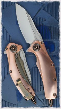 Microtech Matrix Flipper Knife