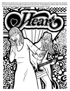 Image result for rock guitar coloring pages coloring pages