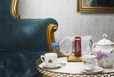 #souvenir #london🇬🇧 #plastic #joke #phonebox #StillLife #photography #olivierfoulon