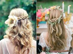 http://blog.vpfashion.com/wp-content/uploads/2014/03/Floral-Bridal-Crowns-Flower-half-up-summer-wedding-hair-cuts-2014.jpg
