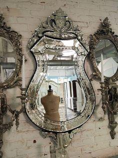 Mirror ,mirror on ....