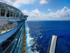 Cruzeiro pelo Caribe no Allure of the Seas - o navio - Cristiane Avellar: Vitrines pelo Mundo
