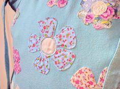 flower, shoulder bag, gift, Birthday gift, flower bag, flower gift  £12.00