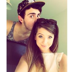 Zoe Sugg & Alfie Deyes one of my favorite coupled next to Zayn and Perrie and Louis and Eleanor