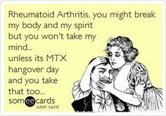 Rheumatoid+Arthritis+MTX
