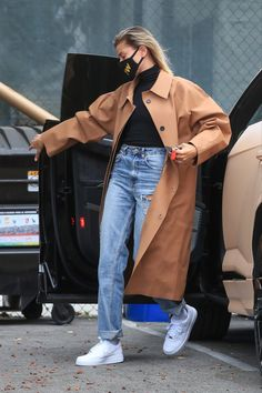 Jean Outfits, Fall Outfits, Casual Outfits, Fashion Outfits, Skirt Outfits, Modest Fashion, Casual Wear, Fashion Trends, Kendall Jenner Jeans