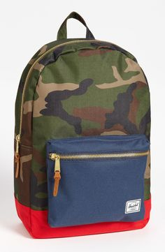 Herschel Supply Co. 'Settlement' Backpack available at #Nordstrom Boy diaper bag