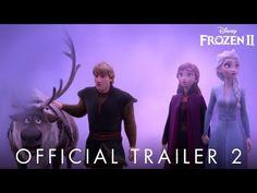 This morning on Good Morning America, Disney debuted a brand new trailer for Frozen 2! Jennifer Lee, Frozen Disney, Film Frozen, Idina Menzel, Hans Christian, New Trailers, Movie Trailers, New Movies, Disney Movies