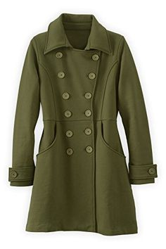 Special Offer: $99.99 amazon.com The necessary coat you'll keep hanging by the door, this softly structured piece combines all the warmth and freedom of fleece with a classic silhouette that's endlessly on trend. Rare 100% organic Pima cotton fleece feels exceptionally soft and...