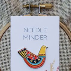 Cover Minder Keeper 3D Glasses Skull Needle Minder Skeleton Magnetic Needle Minder Cool Needle Nanny