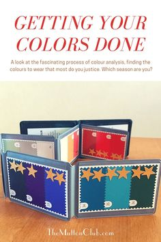 A look at the fascinating process of colour analysis, finding the colours to wear that most do you justice. Which season are you? Check this out now or pin for later! #colouranalysis