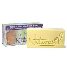 Tinea Versicolor Medicated Soap by Natures Innovation. $15.39. Naturasil Tinea Versicolor Treatment Medicated Soapis a homeopathic natural plant (Palm Kernel and Coconut Oil based) micronized sulfur soap with pure French lavender essential oils used to treat fungal infections, such as tinea versicolor.