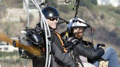 Tandem Paragliding: cool thing to do in Malibu