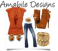 """""""Friday work wear or weekend"""" by amabileun on Polyvore"""