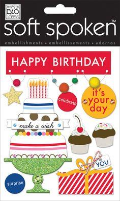 Happy Birthday - It's Your Day