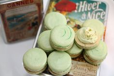 Macarons: Magical Madness! (French Almond Macarons, NOT Macaroons)
