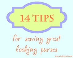 make your own purse